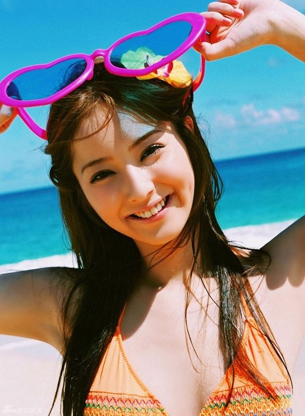 Người đẹp đến từ Nhật Bản
