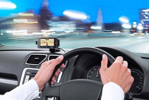 quảng cáo học lái xe