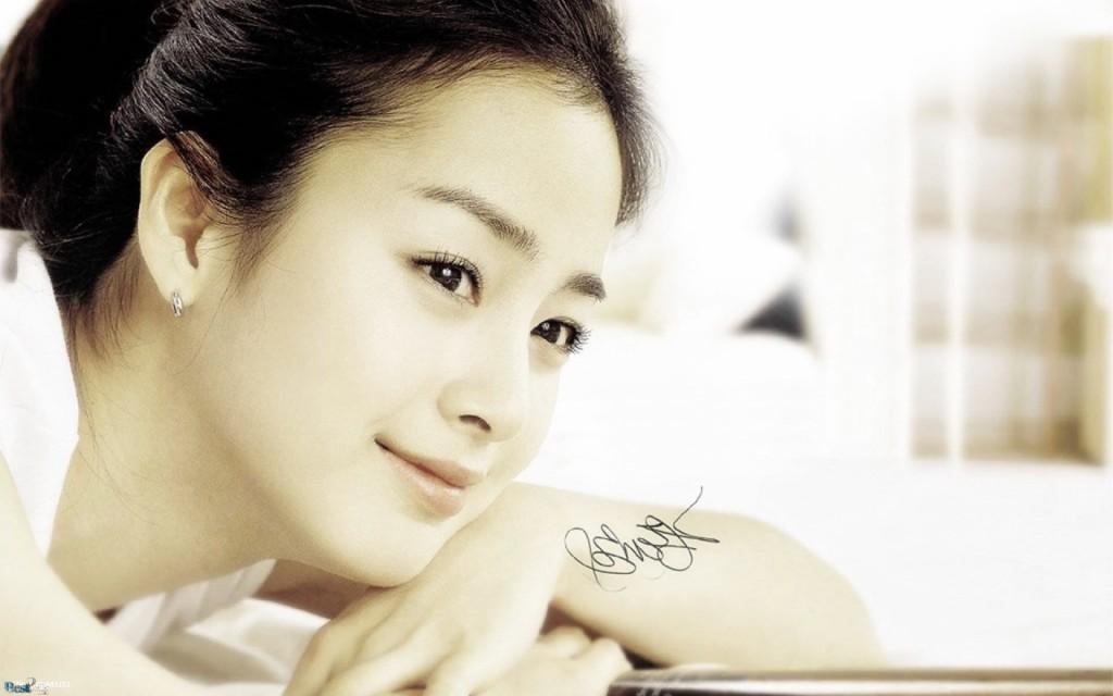 Kim Tea Hee vẻ đẹp tự nhiên