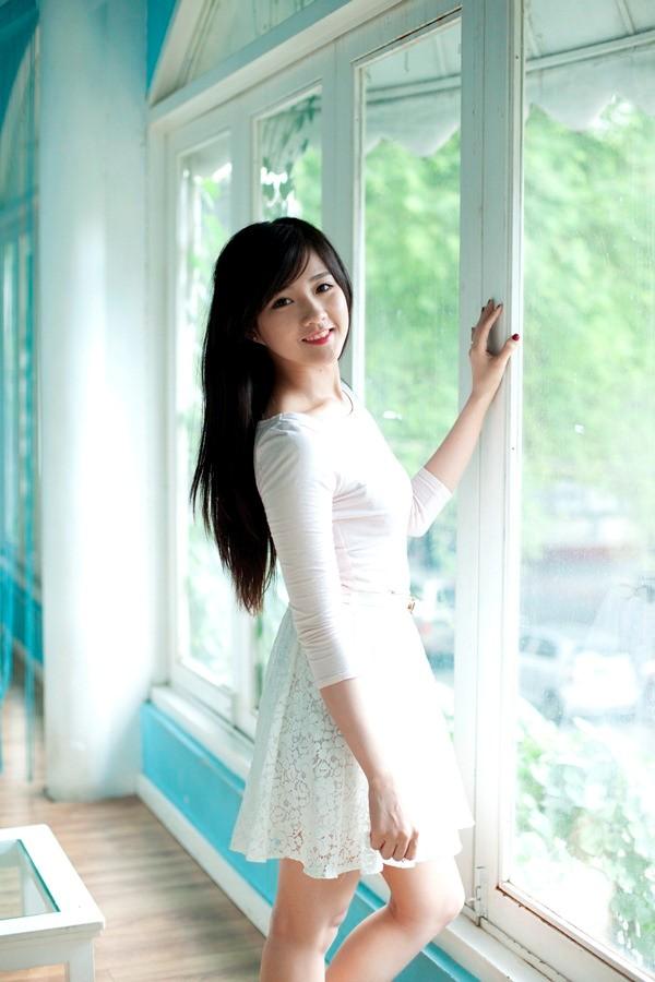 hotgirl Kiều Trinh