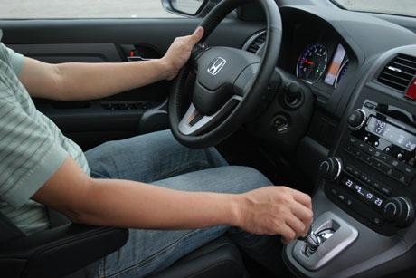kỹ thuật lái xe ô tô an toàn